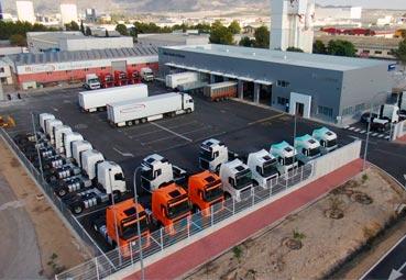 Volvo Trucks inaugura nuevas instalaciones en Murcia