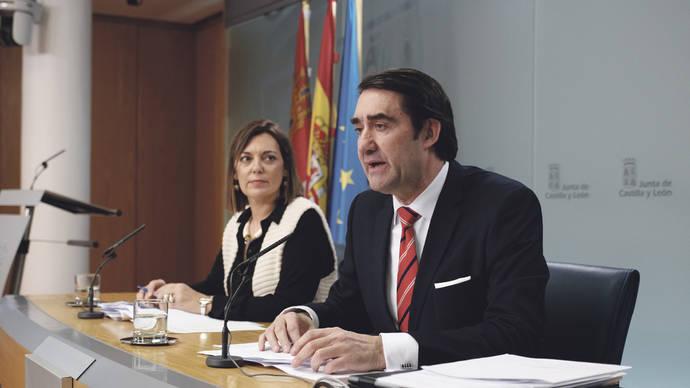 Castilla y León trabaja para convertir el corredor mediterráneo en nodo europeo