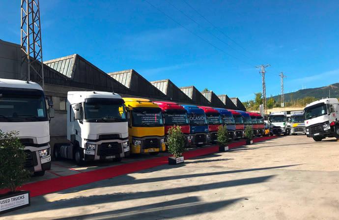 Renault Trucks renueva y amplía su servicio oficial CST Navarra