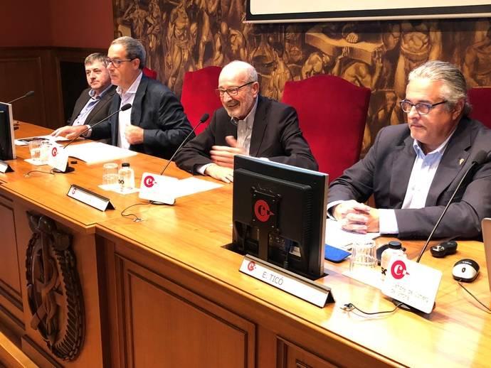La logística representa el 13,6% del PIB de Cataluña