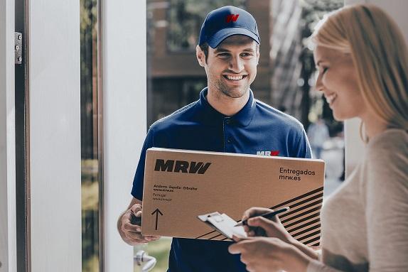 MRW bate su récord de entregas en la campaña de Navidad 2018