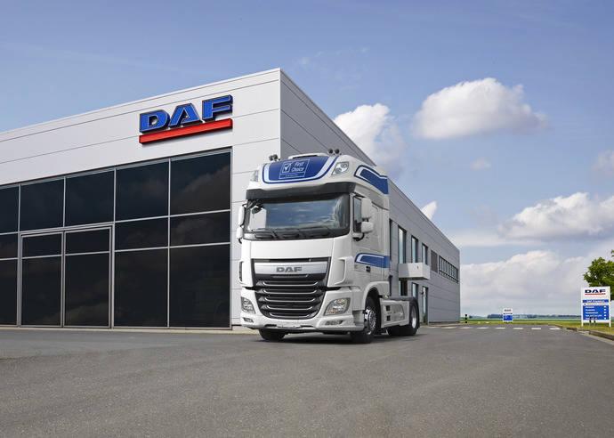 Camiones DAF First Choice seminuevos con garantía completa