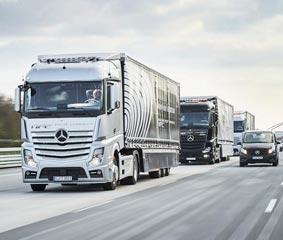 Daimler mejoró su número de ventas en 2018