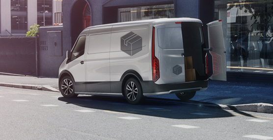 Bosch desarrolla la solución de movilidad eléctrica para vehículos comerciales ligeros