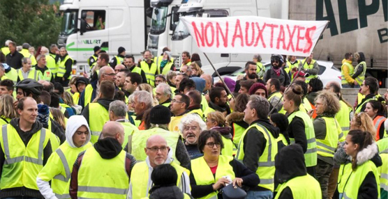 El Sector exige al Gobierno una defensa frente a los 'chalecos amarillos'