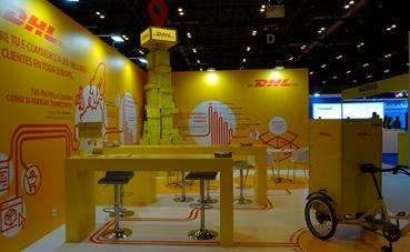 DHL presenta en el eShow su proyecto de entregas flexibles en Europa