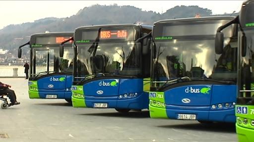 Dbus sigue incidiendo en que el autobús es un modo seguro