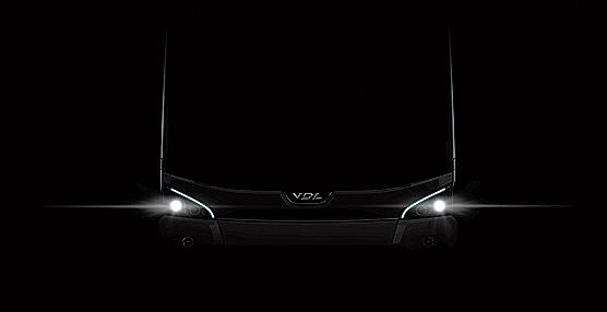 VDL Bus & Coach anuncia la nueva generación de Citea