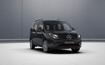 El Mercedes-Benz Citan Tourer con nuevo motor