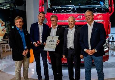 El Volvo FH vende el millón de unidades en su 25º aniversario
