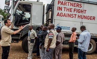 Renault Trucks renueva con el Programa Mundial de Alimentos