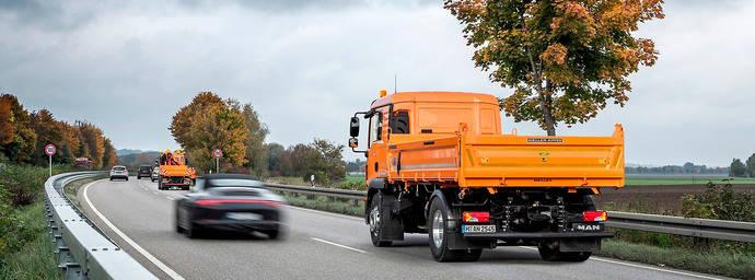 El proyecto aFAS de MAN recibe el primer Truck Innovation Award
