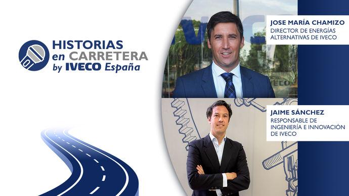 IVECO lidera el camino hacia un transporte por carretera sostenible