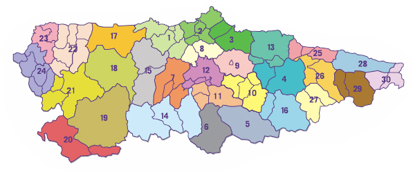 El Consorcio de Transporte incrementa frecuencias en casi toda Asturias