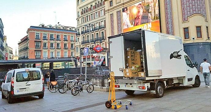 Si Portugal puede prohibir que el conductor cargue, España también
