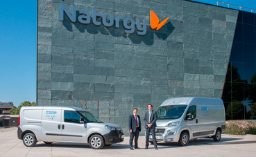 Naturgy y Fiat impulsan el uso del gas natural
