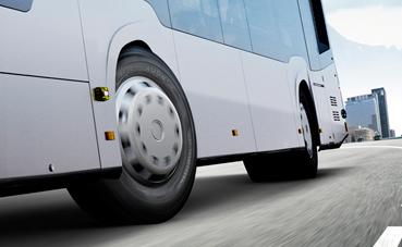 Hankook su primera especificación para autobuses eléctricos