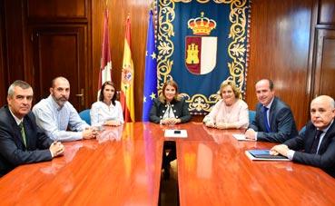Castilla-La Mancha renueva el servicio Astra