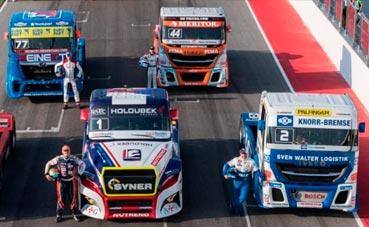Las carreras de camiones llegan al Circuito Tormo el 11 y 12 de mayo