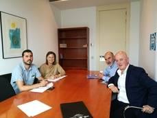 Fetransa se reúne en el Congreso con los portavoces de la Comisión de Hacienda del PP al objeto defender el actual sistema de módulos