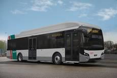 10 VDL Citeas SLFA-181con motor eléctricoproporcionarán el servicio de transporte en Waterland.
