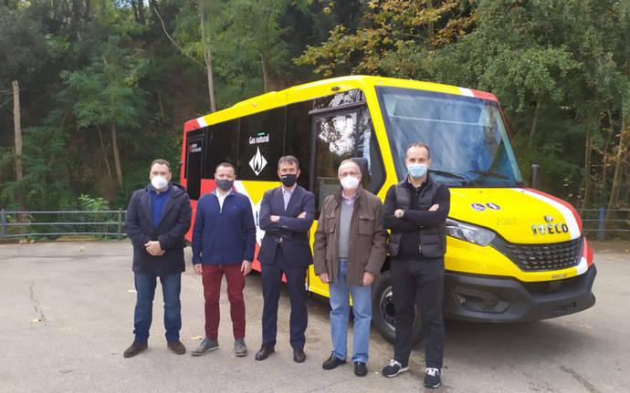 Mallorca recibirá minibuses Indcar GNC con depósito ampliado