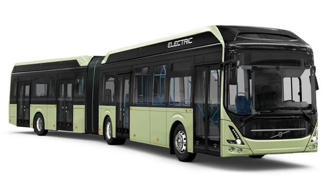 Västerås ha decidido electrificar su flota de autobuses junto con Volvo Buses