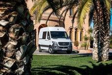 La tercera generación del Mercedes-Benz Sprinter ha tenido un flujo de pedidos constante.