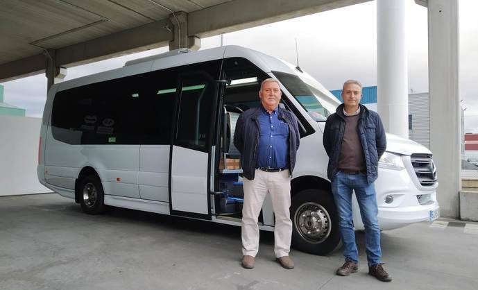 Autocares Grupo Benidorm vuelve a confiar en Unvi