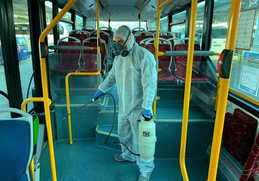 Los científicos certifican que el transporte público es seguro