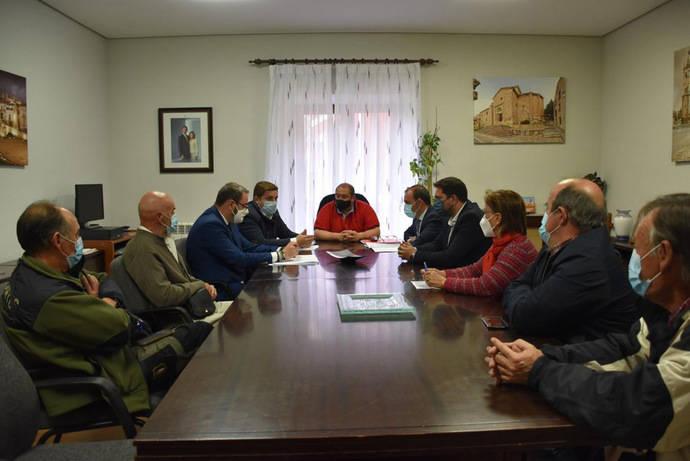 Castilla-La Mancha se sentará en la Mesa del Transporte Rural