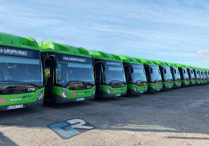 El Grupo Ruiz incorpora nuevas unidades en el Sur de Madrid