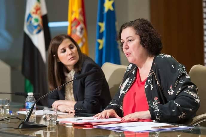 Extremadura modifica el contrato para las obras de su Plataforma Logística