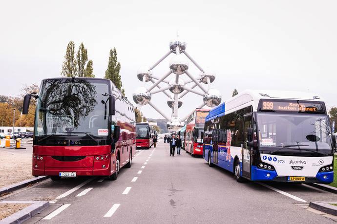 Busworld Europe espera ser la primera gran feria presencial
