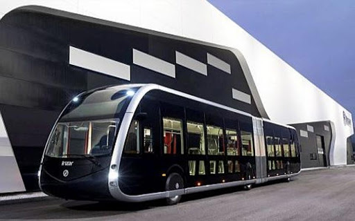 El BEI de Vitoria, son sistema de guiado Siemens