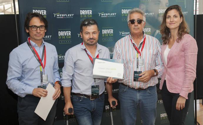 TomTom entrega el premio al conductor del año