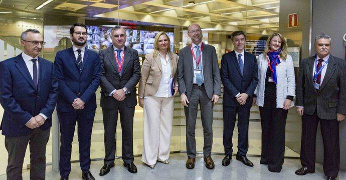 Comisión Europea se interesa por el sistema de transporte público de Madrid