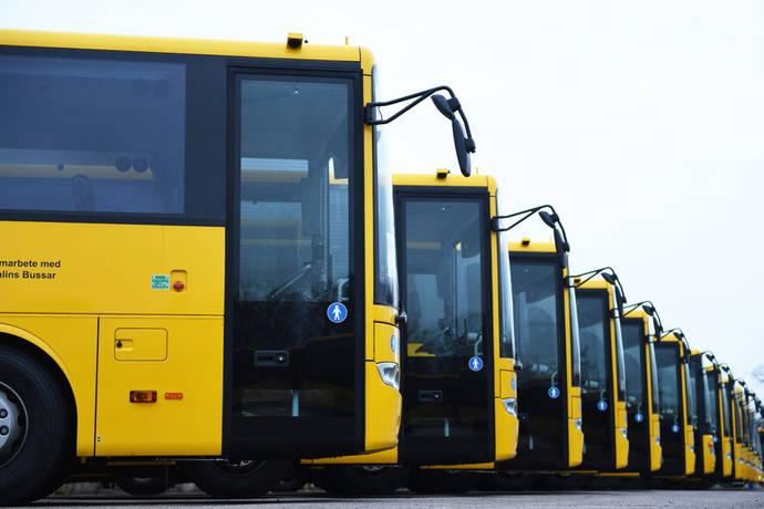 Daimler Buses celebra su mayor pedido en Suecia hasta la fecha