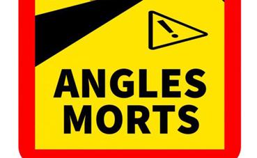 Francia publica el Decreto para las señales obligatorias de ángulos muertos