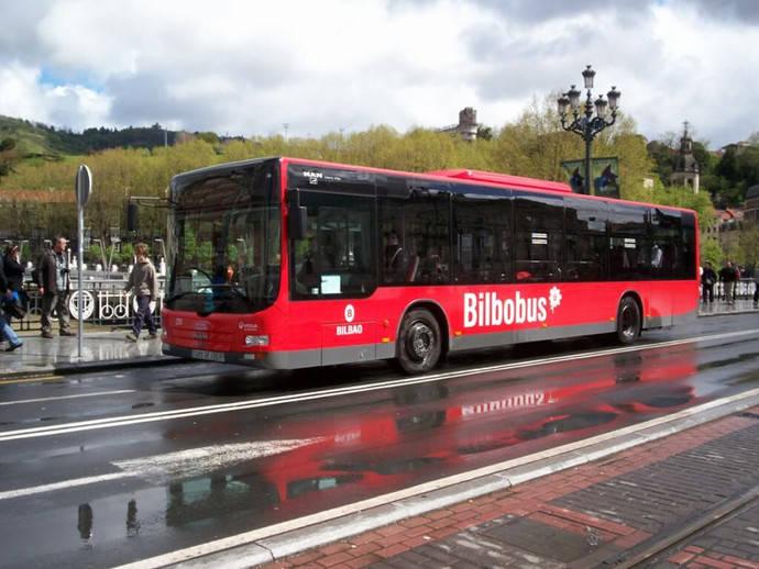 Bilbao recupera el horario de invierno en el servicio