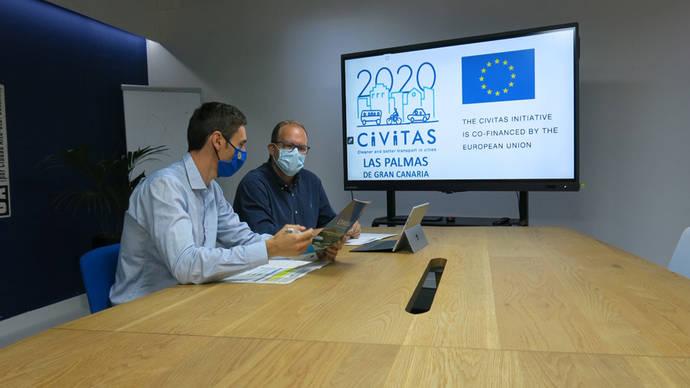 Europa reconoce las medidas contra la pandemia de Las Palmas