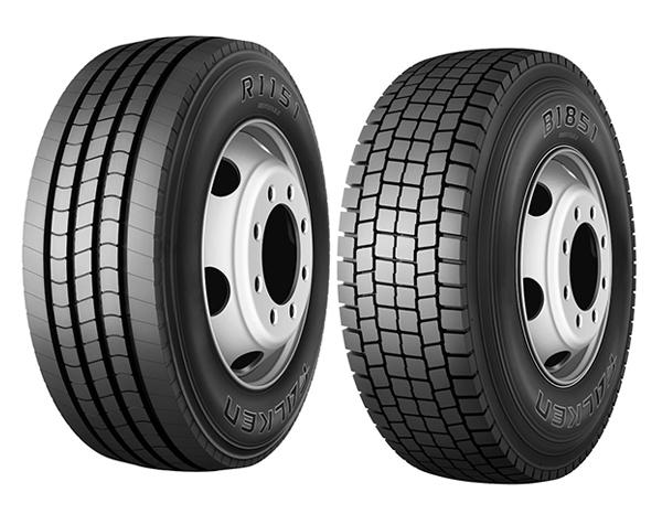 Falken Tyre Europa amplía su gama de camión con nuevos neumáticos regionales