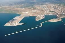 El tráfico del puerto de Sagunto crece un 24,09% hasta el mes de julio