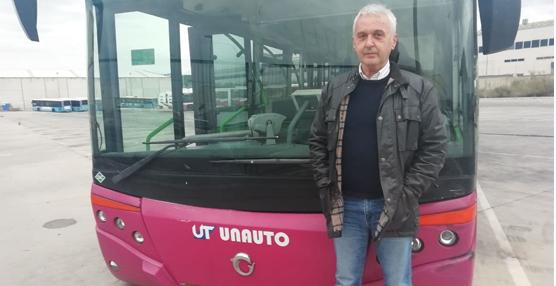 'Los autobuses de Toledo dan la vuelta al mundo cada cuatro días'