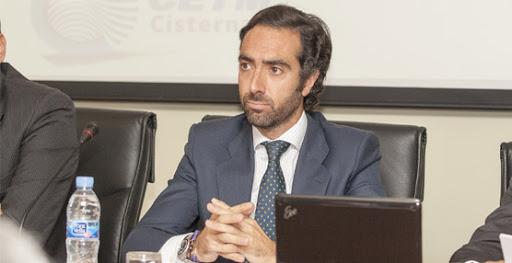 Joaquín del Moral, director general de Renfe Mercancías