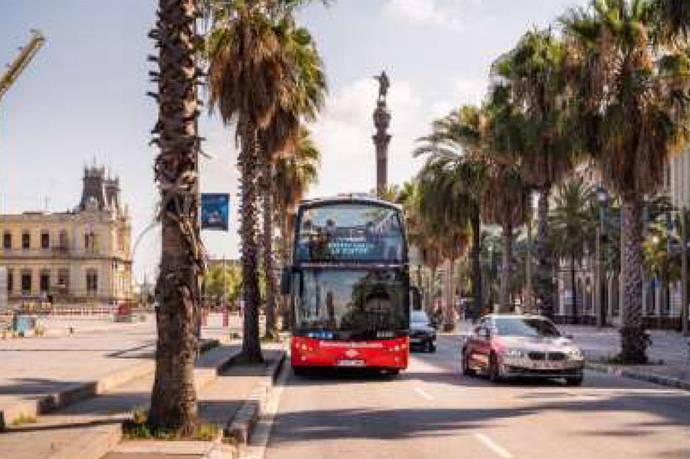 El Bus Barcelona Panorámica, todo septiembre