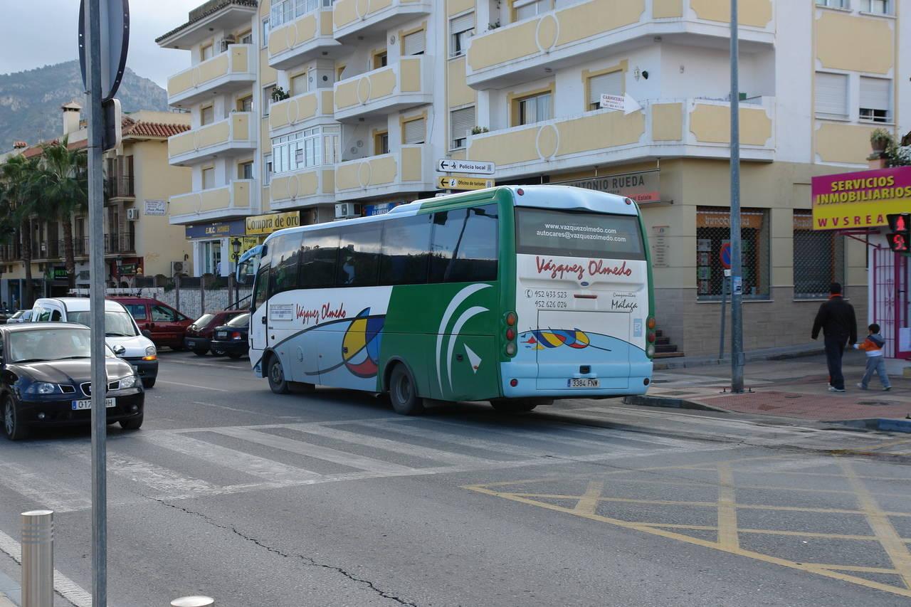 FOTO Popular empresa de transporte deja en ridículo