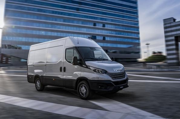 Iveco presenta la solución telemática 'Iveco Fit &Connect'