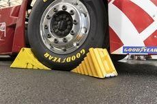Los neumáticos Goodyear Racing de camiones, listos el Circuito del Jarama