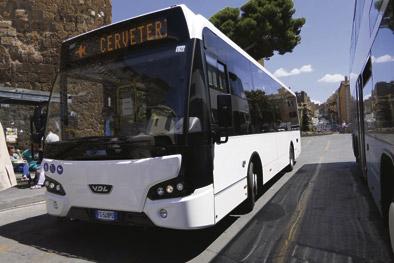 Llegan a Italia seis VDL Citeas LLE-99 para Seatour